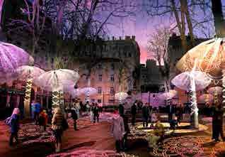 Salle-de-Bal[let]---Place-Sathonay---Lyon---Aurélie-Le-Gougouec---Ilex----Fete-des-Lumières-2014