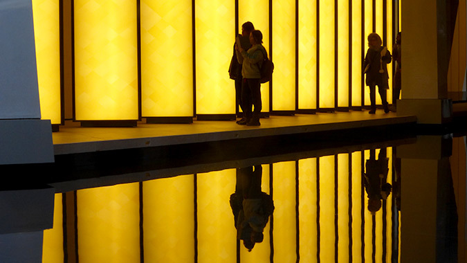 Olafur Eliasson, Inside the horizon, 2014 - Fondation Louis Vuitton, Paris, France - Photo : Vincent Laganier