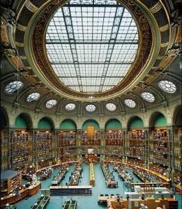 Bibliothèque Nationale de France, Paris, França.