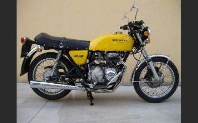 Galvanica Ligi Remo - moto honda