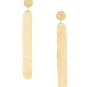 Boucles d'oreilles Point Tiret