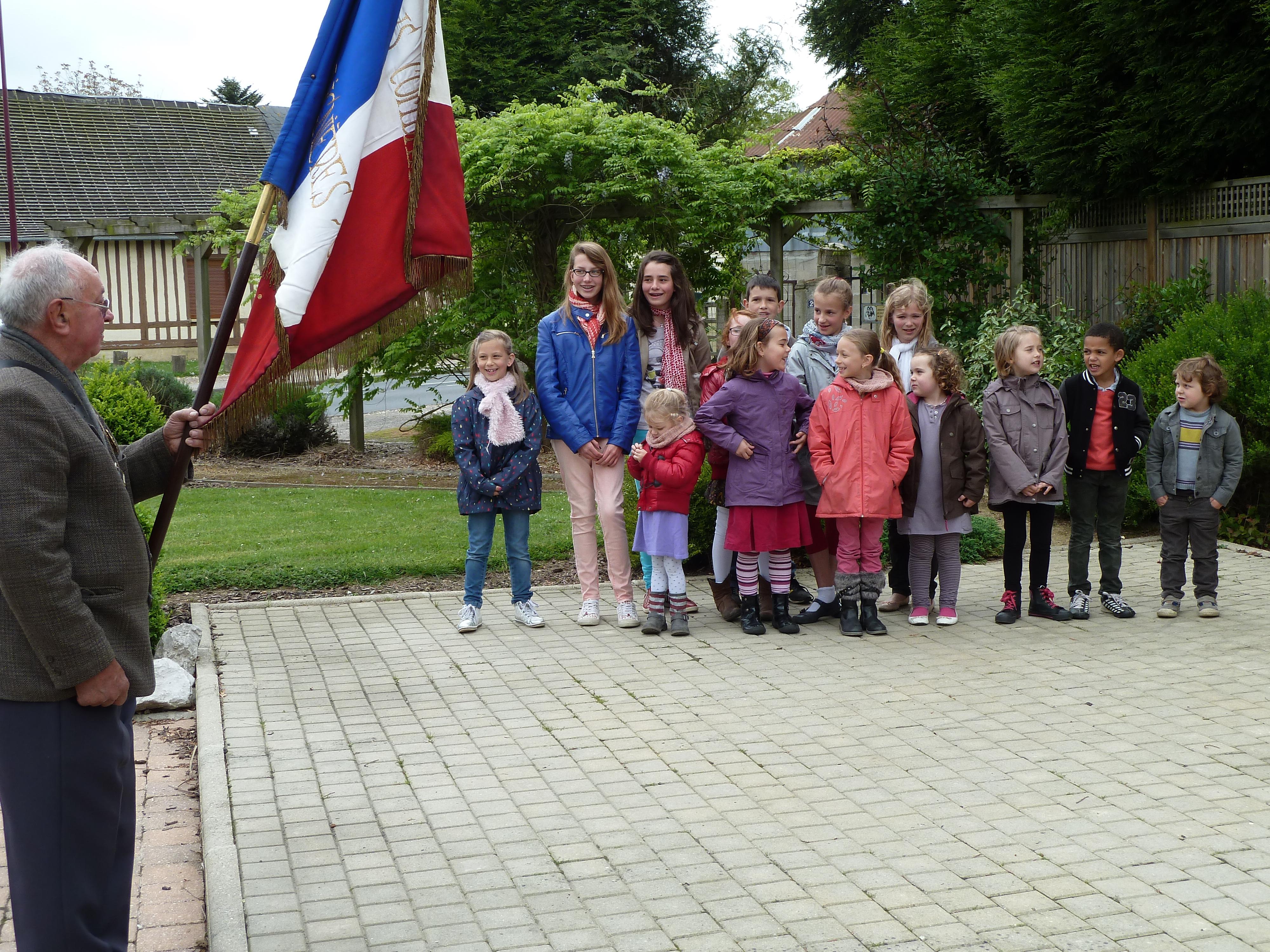 Marseillaise chantée par les enfants