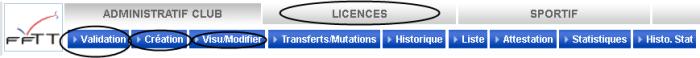 licenciation