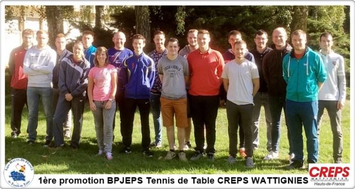 1ere promotion BPJEPS-2