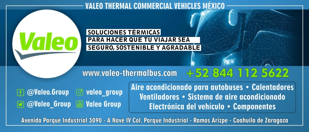 VALEO THERMAL COMMERCIAL VEHICLES MÉXICO