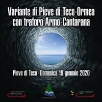 Armo-Cantarana, ultima spiaggia per unire Piemonte e Liguria