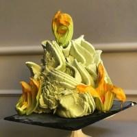 Albenga, un gelato al sapore di Zucchina trombetta...