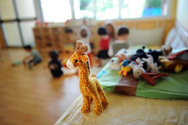 asilo bambini