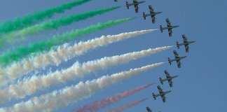 Frecce Tricolori Pan