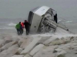 Quattro morti nell'incidente a Rimini