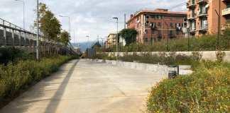 giardino lineare Cornigliano