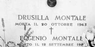 eugenio montale Firenze tomba