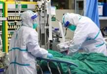 coronavirus medici paziente isolamento