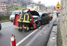 incidente La Spezia rotatoria Termo