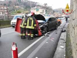 incidente La Spezia rotatoria Termo