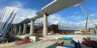 ponte per Genova, nuovo ponte