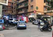 esplosione via Napoli