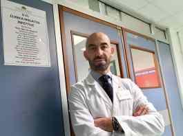Matteo Bassetti virologo