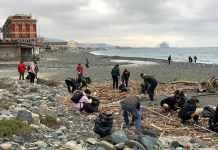 voltri genova cleaners spiaggia