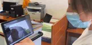 visita medica tablet san Martino Genova