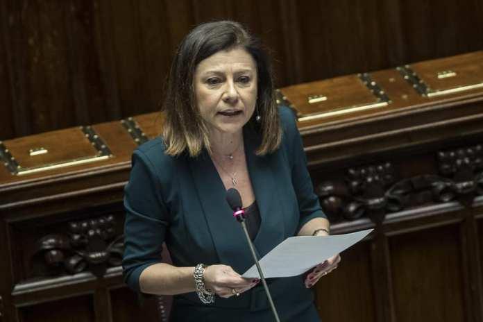 Paola De MIcheli, ministro