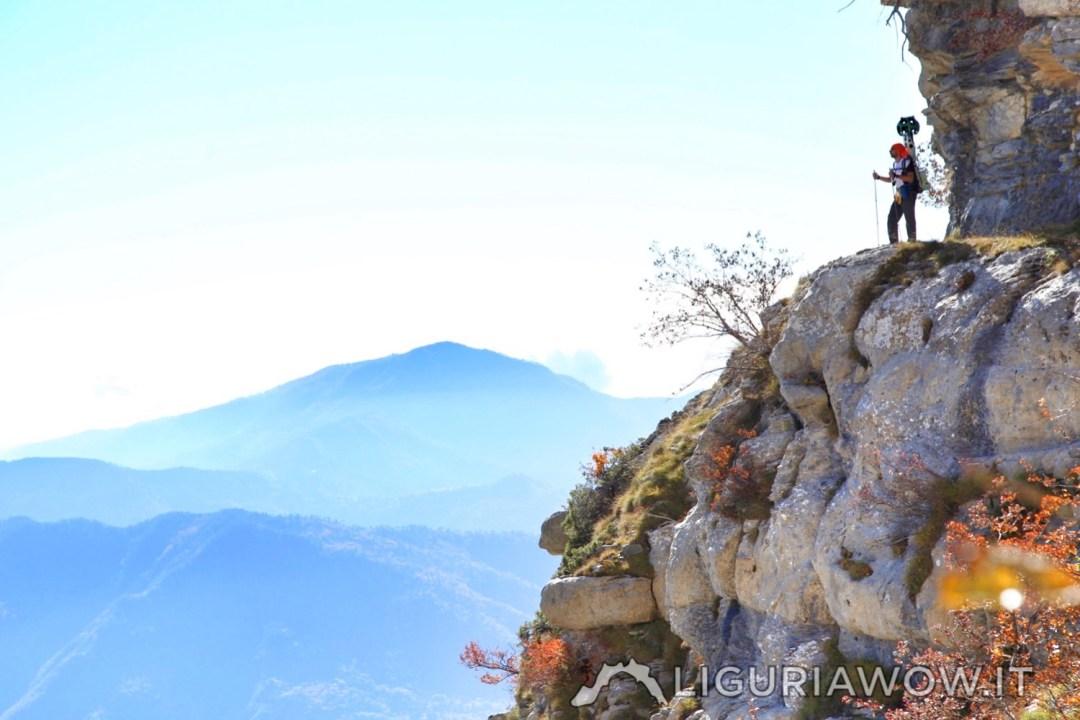 Google Trekker e Street View sul Sentiero degli Alpini