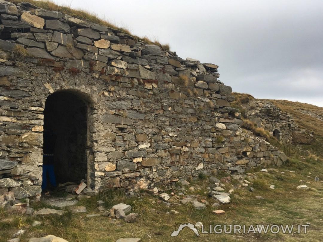 Fortificazioni ottocentesche del Saccarello