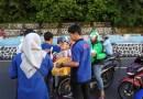 HIMKA Tanjungpinang Berbagi Takjil di Laman Boenda