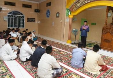 Wakil Bupati Bintan Ingatkan RT/RW, Warga Baru Wajib Lapor