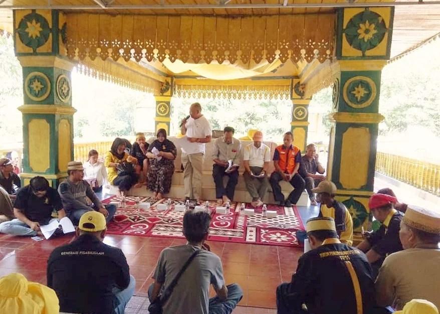 FPSS Tanjungpinang-Kepri Gelar Baksos dan Diskusi Budaya