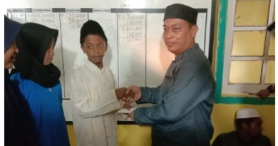 Wakil Bupati Safari Ramadhan di Penuba Timur