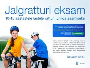 Jalgratturi eksam ja juhiluba