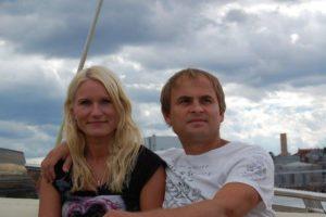 Kristina ja Sander