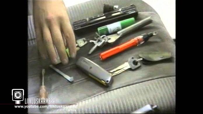 Sajandivahetuse autovaraste tööriistad
