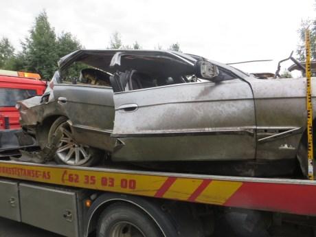 Liiklusõnnetus Tilsi–Naruski teel