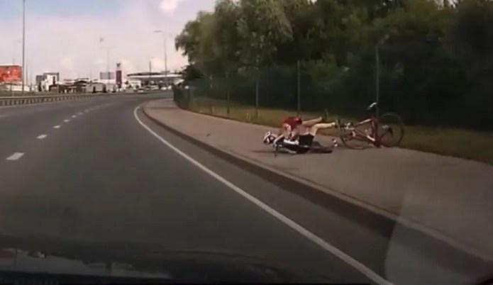 Liiklusõnnetused jalgratturitega