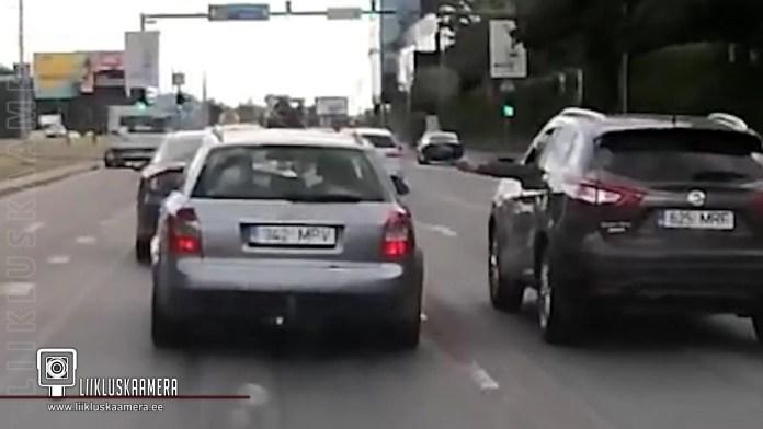 Liiklusvõitlus