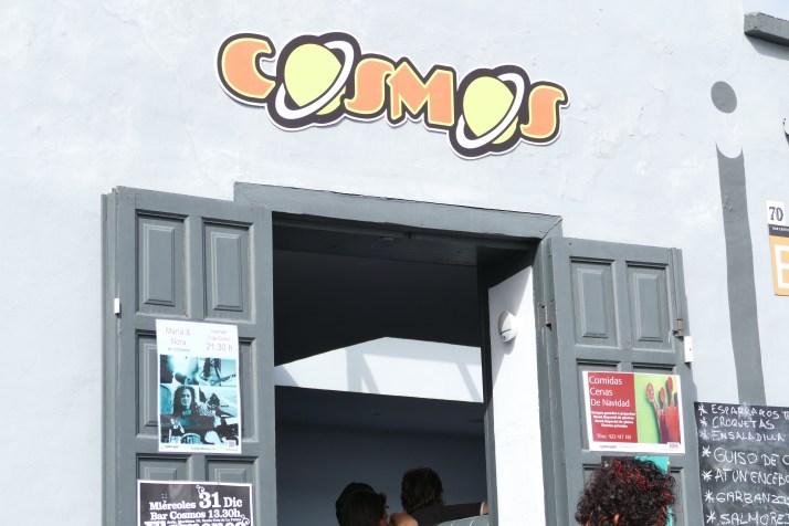 Kohta soi Cosmoksessa.