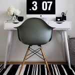 Homeoffice Interior Minimalismus Blog Simple and More