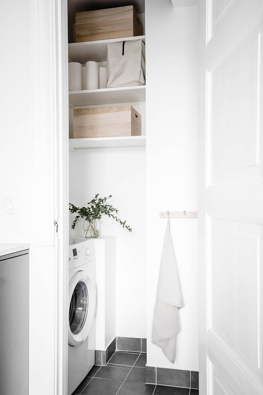 Scandinavian-Home-Tour-Laundry-Room-White-Interior-Design-Styling-Decor