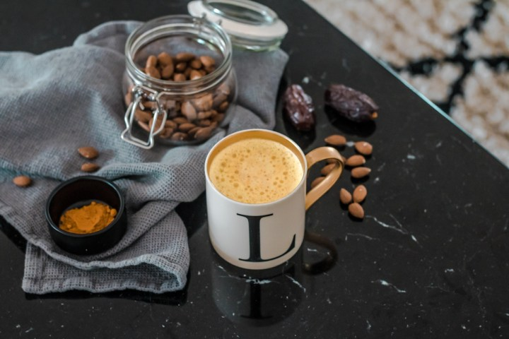 Golden Latte Rezept zum Ausprobieren, Simple and More