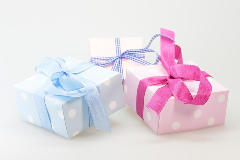 Gratis cadeauboxen