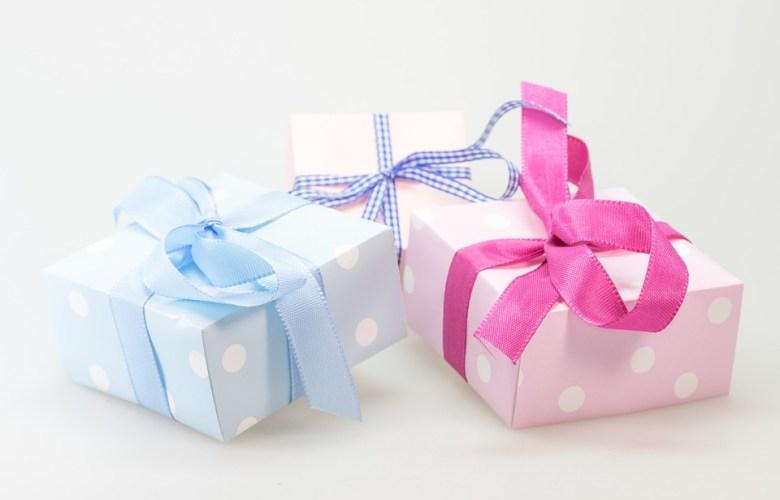 Gratis babydozen cadeauboxen