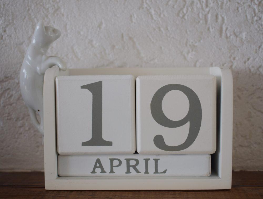 De uitgerekende datum