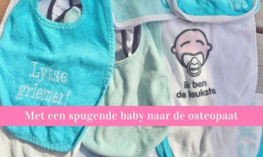 Spugende baby osteopaat reflux