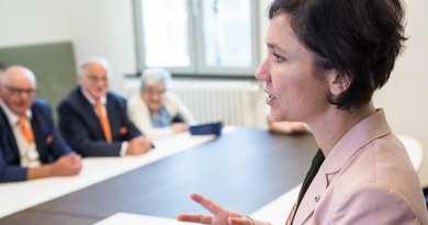 Irina De Knop verkozen in nationaal bestuur Open VLD