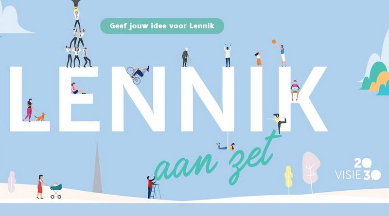 Nieuw participatieplan: Lennik werkt samen met zijn burgers aan Lennik 2030!