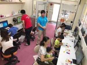 LiKロボットプログラミング教室