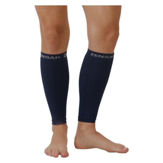 Compression Leg Sleeves - Navy