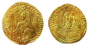 Златник Володимира Святославича з колекції Ермітажу